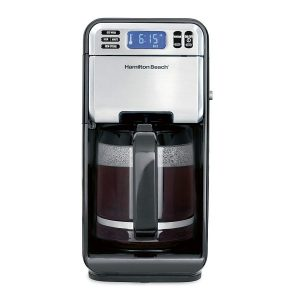 Hamilton Beach 46205 Programmable Coffee Maker