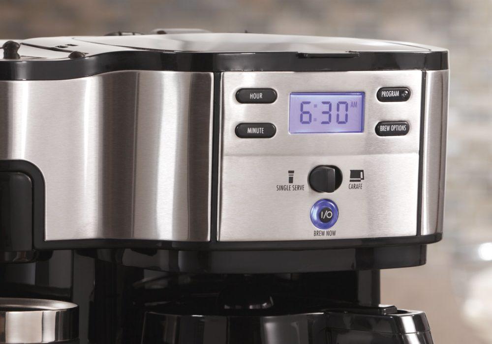 Hamilton Beach 49980A Coffee Maker zoom
